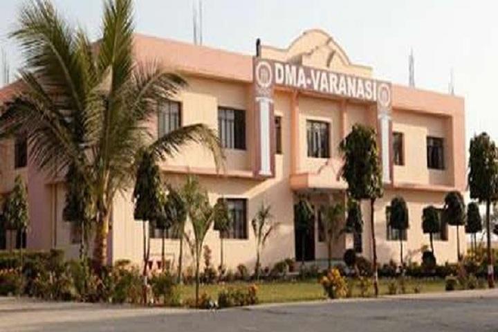 Dayawati Modi Academy-Building