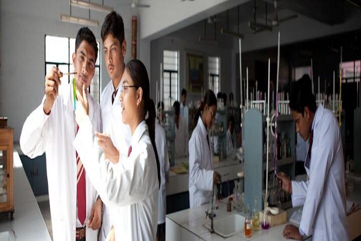 Dayawati Modi Academy-Chemistry Lab