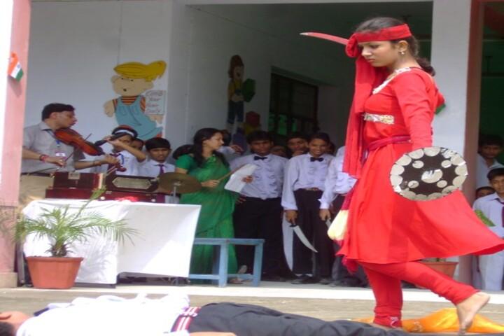 Dayawati Modi Academy-Drama