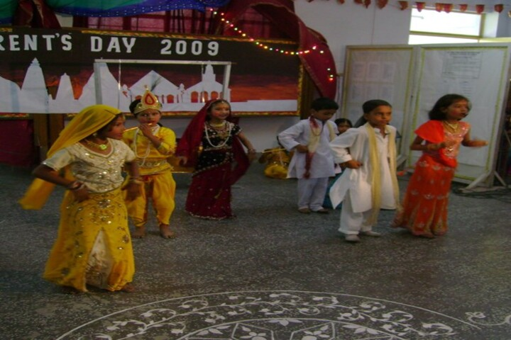Dayawati Modi Academy-Janmastami Celebration