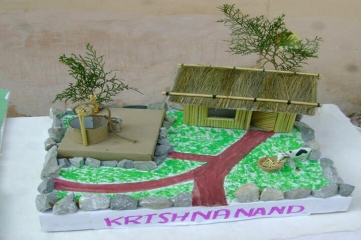 Dayawati Modi Academy-School Exhibition
