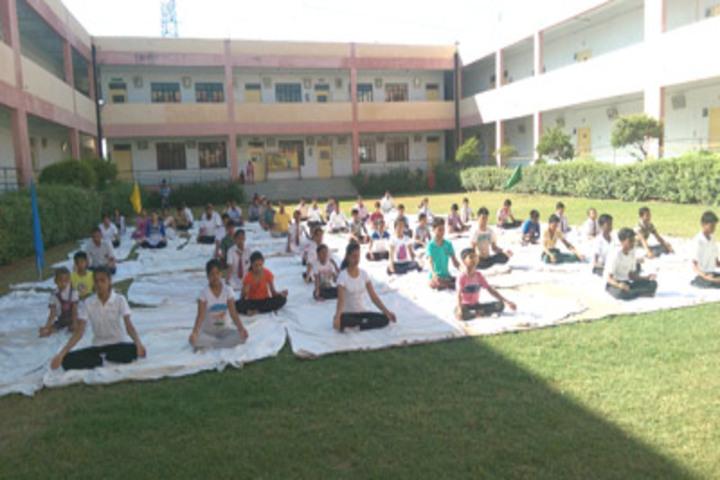 Dayawati Modi Academy-Yoga