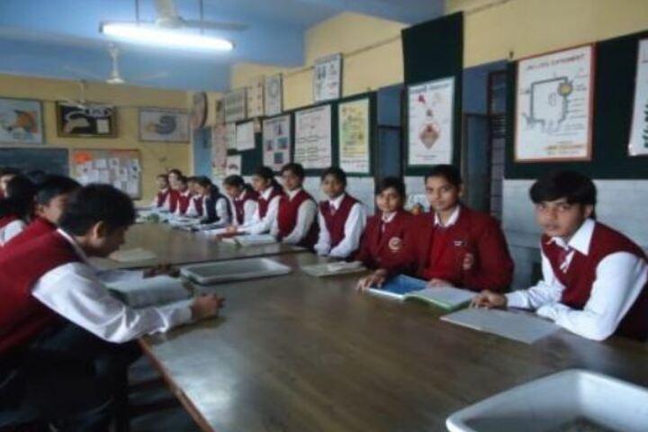 Dayawati Modi Academy-Biology Lab