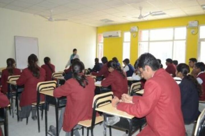 Dayawati Modi Academy-Classroom