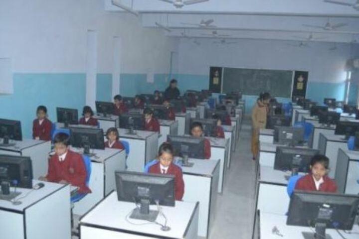 Dayawati Modi Academy-Computer Lab