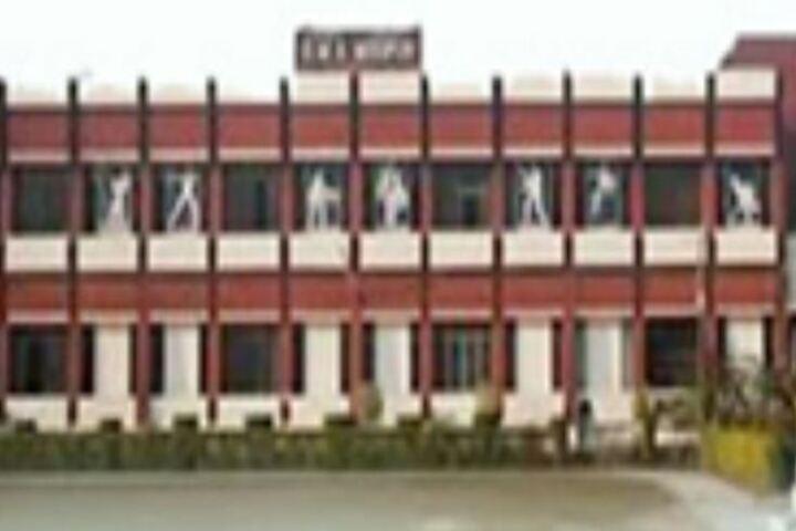 Dayawati Modi Academy-School-Campus View