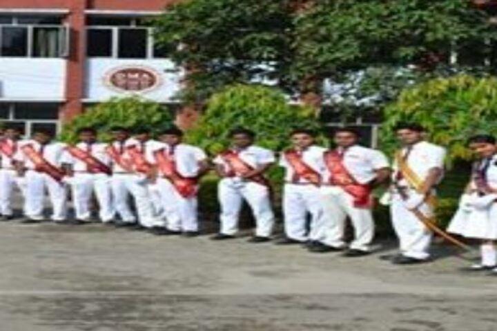Dayawati Modi Academy-Sports Event