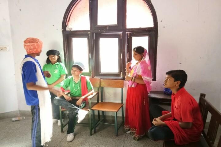 Dayawati Modi Public School-Drama