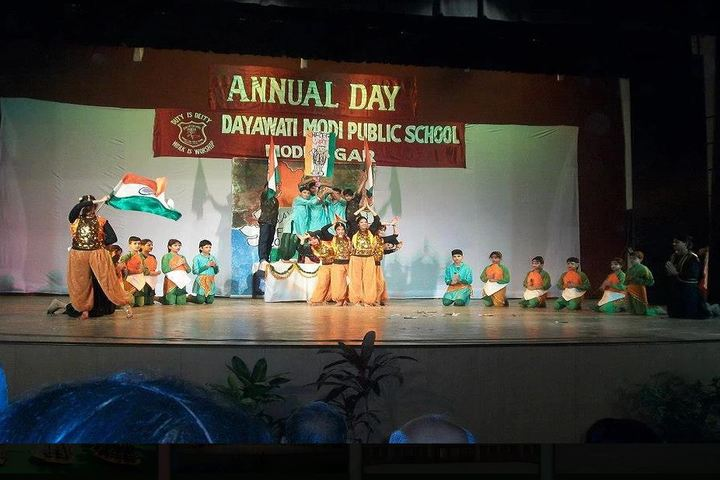 Dayawati Modi Public School-Annual Day