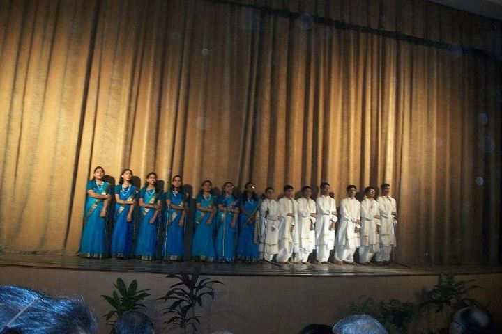 Dayawati Modi Public School-Group Singing