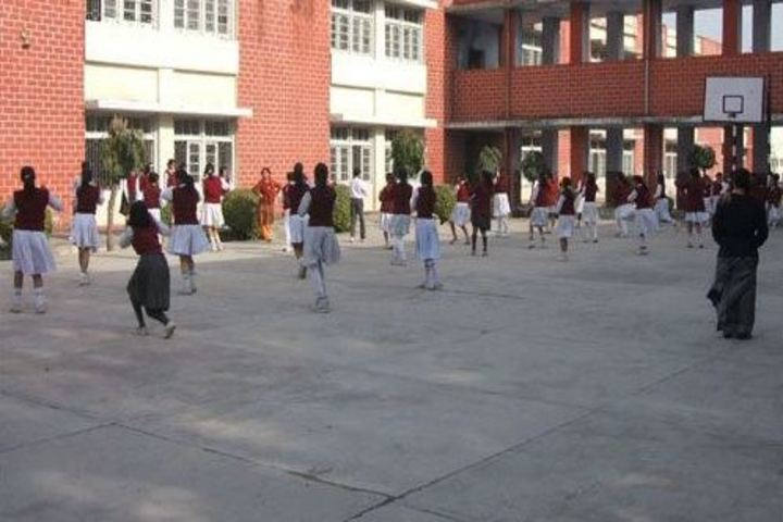 Dayawati Modi Public School-Sports
