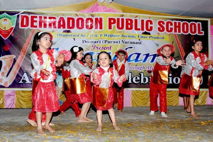 Dehradoon Public School-Dance
