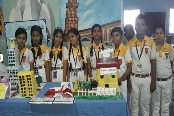Dehradoon Public School-Exhibition