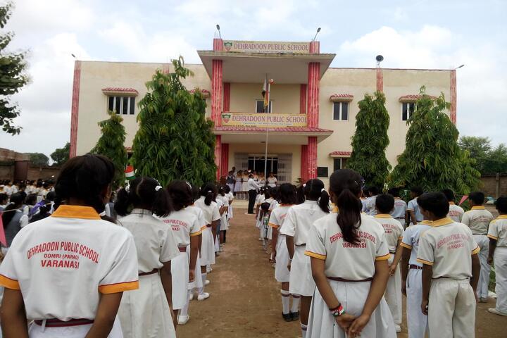Dehradoon Public School-Assembly