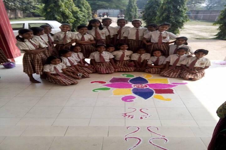 Dehradoon Public School-Festival Celebration