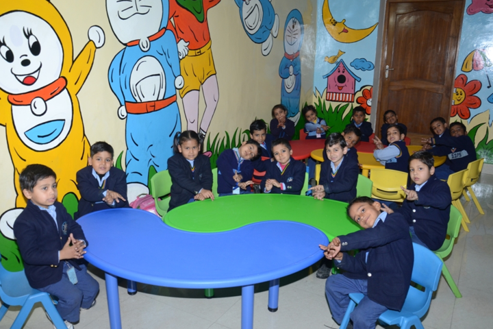Dehradun Public School-Kids Activity room