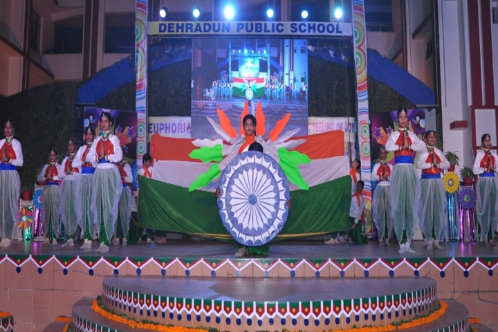 Dehradun Public School-National day celebration