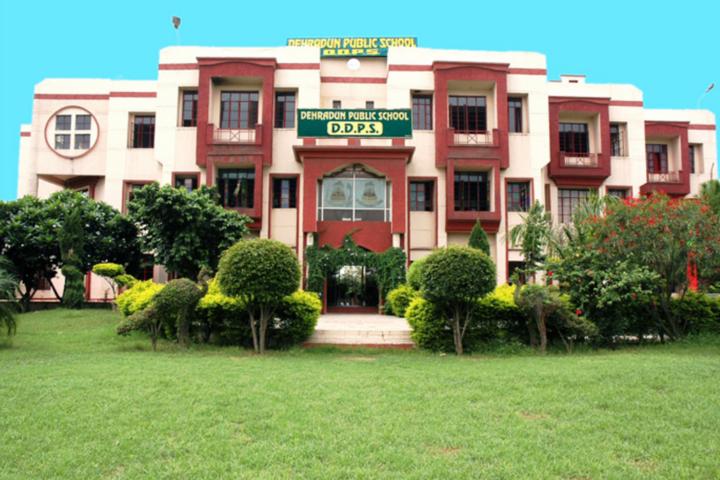 Dehradun Public School-School View