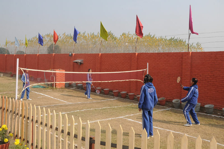Delhi City School-Sports