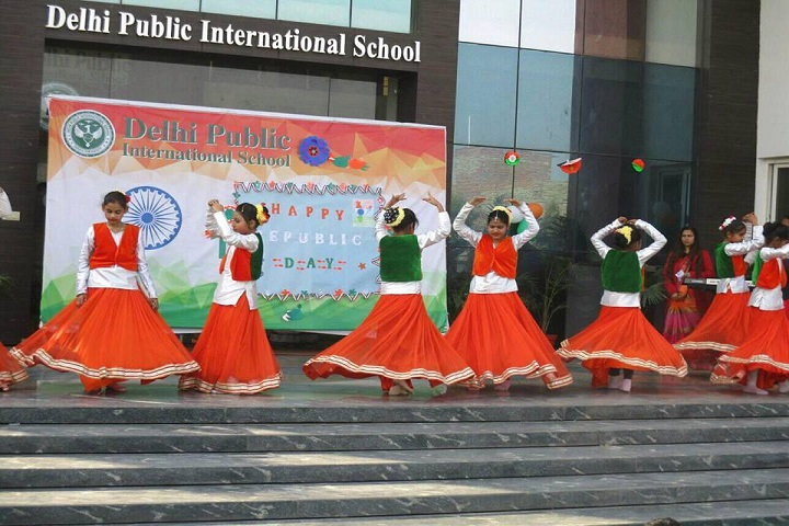 Delhi Public International School-Dance