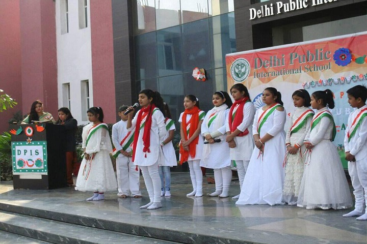 Delhi Public International School-Republic Day
