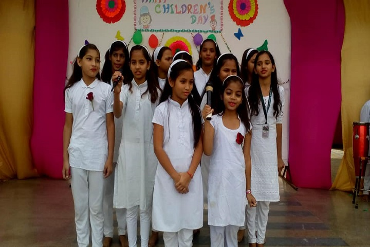 Delhi Public International School-Singing