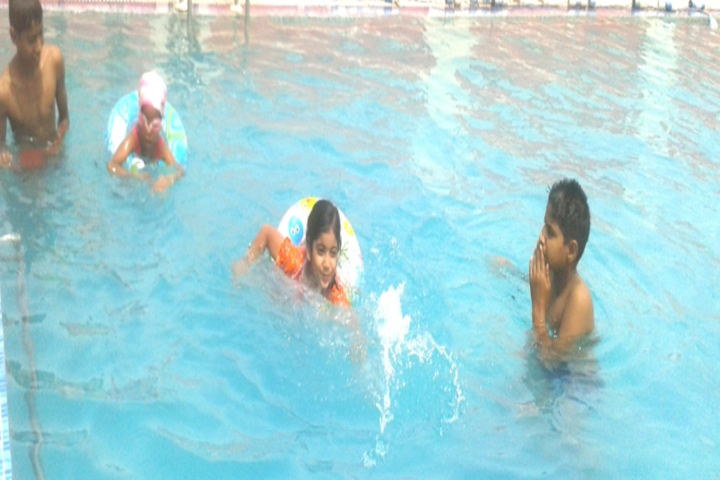 Delhi Public International School-Swimming pool
