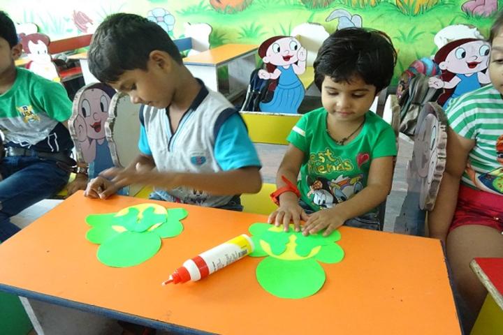 delhi public school shikohabad-Activities