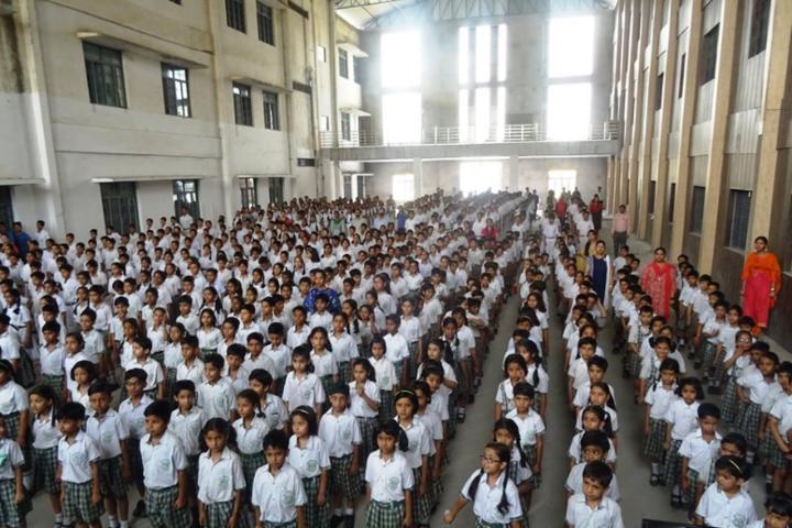 delhi public school shikohabad-Assembly