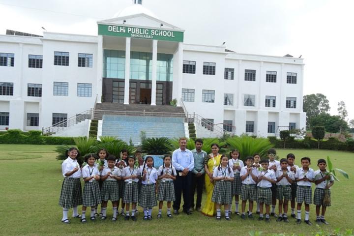 delhi public school shikohabad-School-View