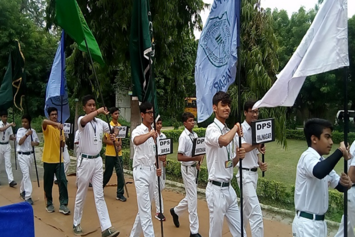 delhi public school shikohabad-Sports day celebration