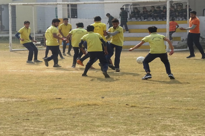 delhi public school shikohabad-Sports