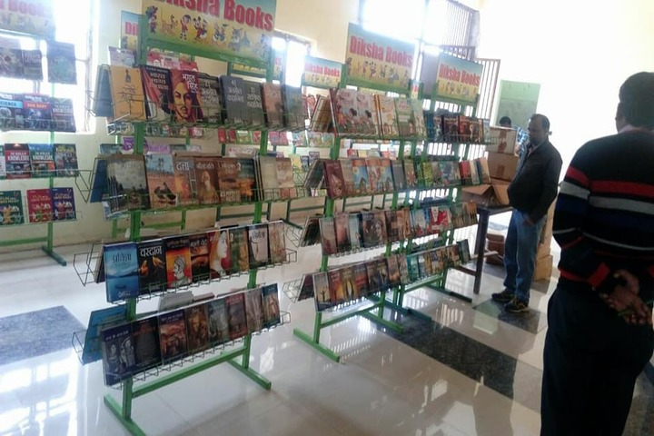 Delhi Public School-Book Fair