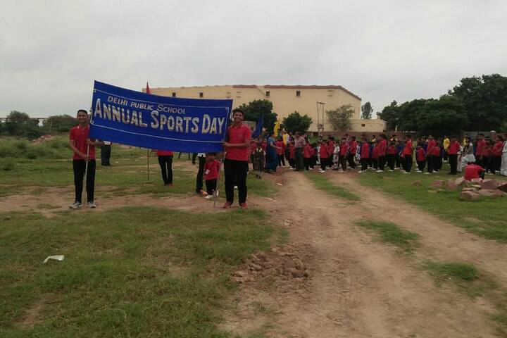 Delhi Public School-Sports Day