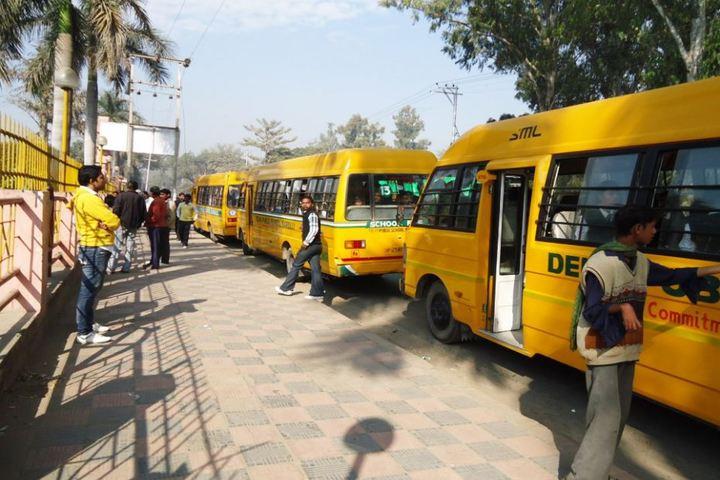 Delhi Public School-Transport