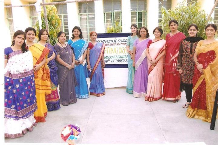 Delhi Public School-Teachers Meeting