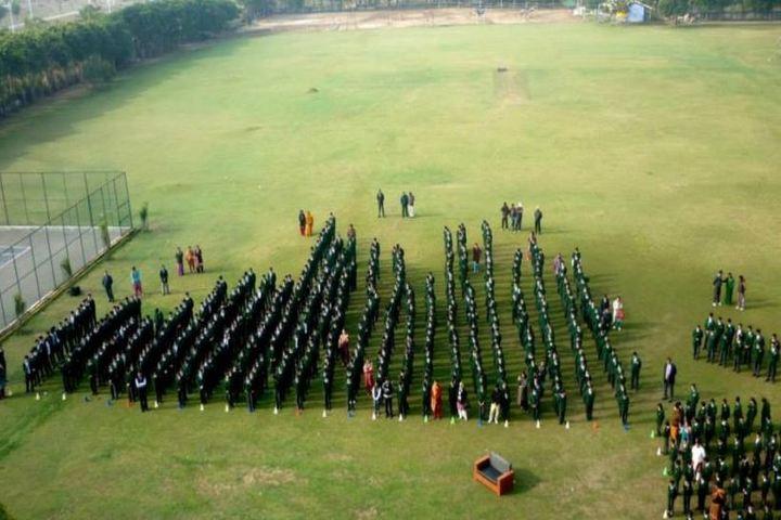 Delhi Public School-Assembly