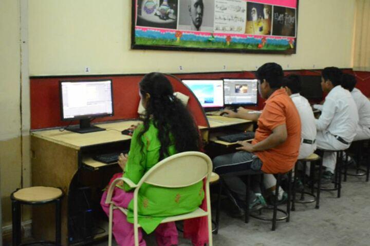 Delhi Public School-Animation Lab