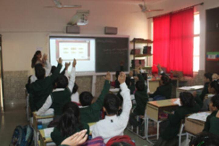 Delhi Public School-Smart Classes