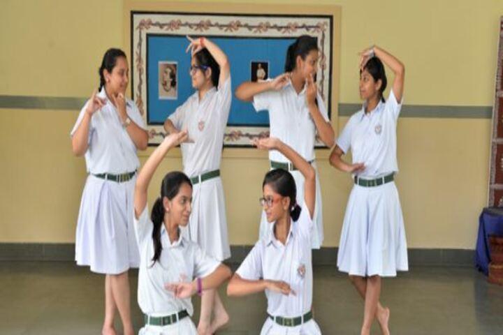 Delhi Public School-Dance Room