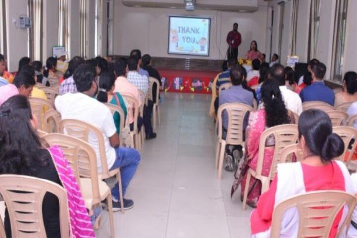 Delhi Public School-Conference hall