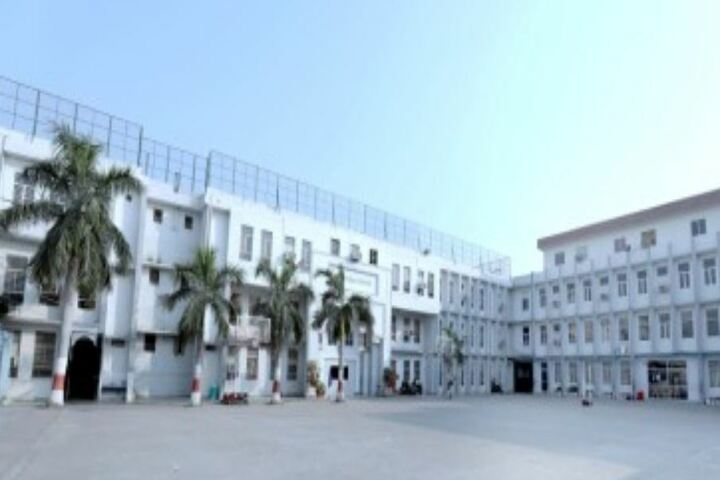 Delhi Public School-School-View
