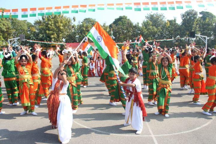 Delhi Public School-Republic Day