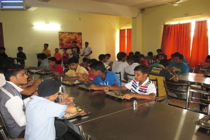 Delhi Public School-Dining System