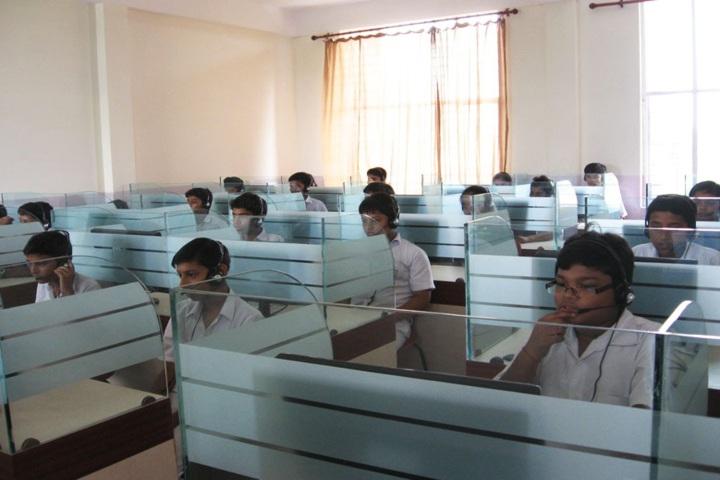 Delhi Public School-Language Lab