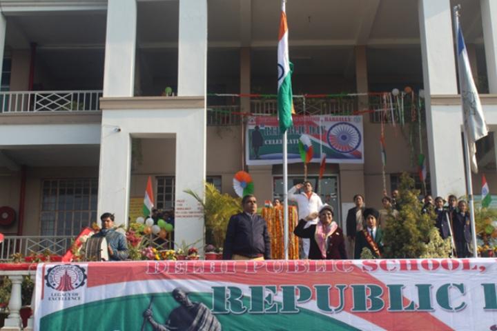Delhi Public School-National Day