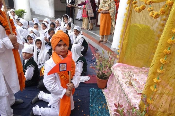 Delhi Public School-Gurunanak Jayanthi