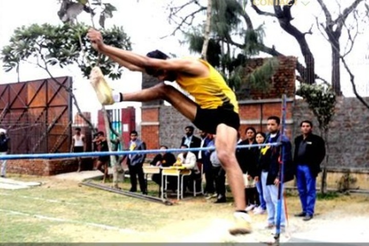 Delhi Public School-Long Jump