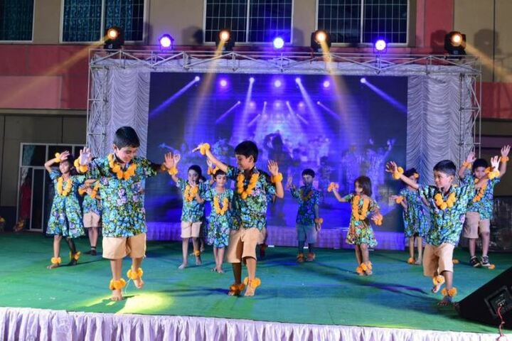 DA Vinci International School-Celebrations