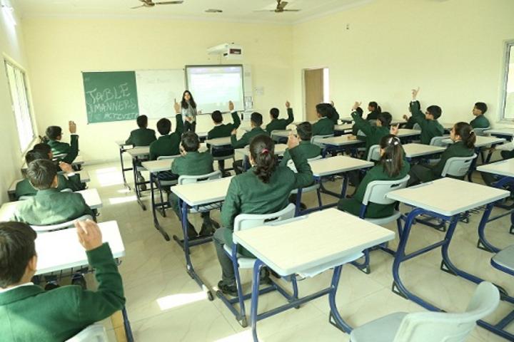 Delhi Public School-Class